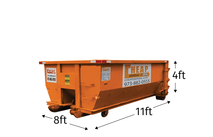 Essex County Waste Container Rental