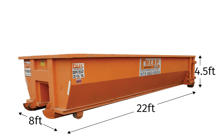 Dumpster Rental Nj Waste Container Rentals Nj Cheap