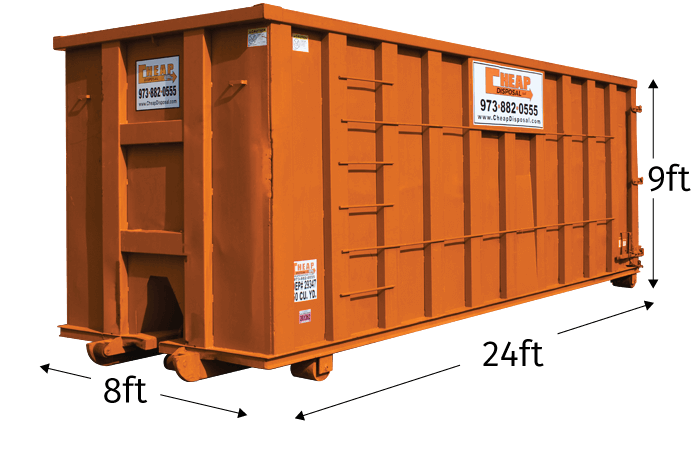 Waste Container Rental in Union County