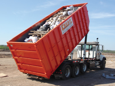 Dumpster Rental Union County
