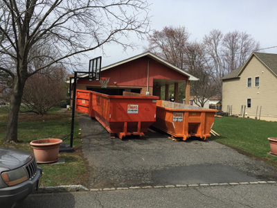 Essex County Residential Dumpster Rental