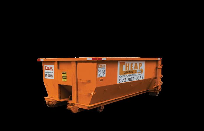 Dumpster Size  Car Garage Roof