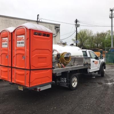 NJ Portable Toilet Rental | Cheap Disposal